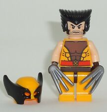 LEGO Marvel Super Heroes X-Men Wolverine Minifigure 76022 NEW