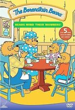 BERENSTAIN MIND THEIR MANNERS/DISCOVER SCHOOL/ADVENTURE AND FUN FOR EVERYONE