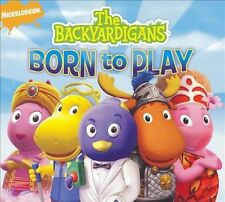 The Backyardigans: Born to Play The Backyardigans Audio CD