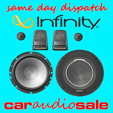 "INFINITY REF 6530CS 6.5"" 16.5CM 270 WATT 2 WAY CAR COMPONENT SPEAKERS KIT"
