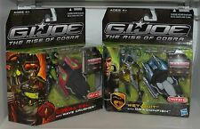 GIJOE G.I.Joe Rise of Cobra Target Exclusive Wetsuit with Dragonfish + Cobra Eel