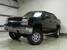 Chevrolet : Avalanche LIFTED 4X4