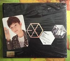 EXO M 1st Mini Album MAMA With Chen Official Ver B Photocard / Ex'act Exodus Sm