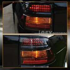 For 2003-2006 Porsche Cayenne BRIGHTEST LED Tail Lights Brake Lamps SMOKE