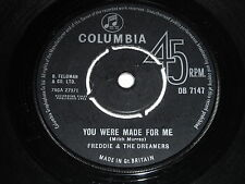Freddie & The Dreamers: You Were Made For Me / Send A Letter To Me 45 - UK