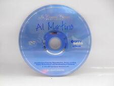 Al Martino Live Music Concert DVD NO CASE