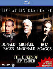 The Dukes of September: Live from Lincoln Center New Blu-ray w/Free Shipping!