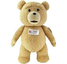 "New TED 24"" Life Size R Rated Talking Plush Teddy Bear Sound Official Recordable"
