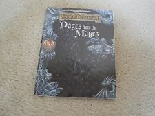 AD&D Forgotten Realms -  TSR  9491 Pages from the Mages