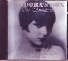 RARE Pandora's Box soundtrack CD Jen Anderson (1993)