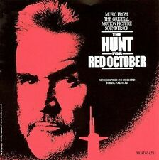 Soundtrack - Hunt For Red October (1990) - Used - Compact Disc