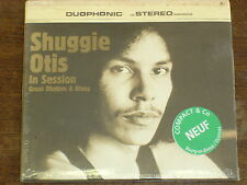 SHUGGIE OTIS In session- Great Rhythm & Blues DIGIPACK CD NEUF