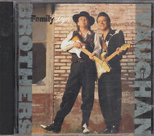 VAUGHAN BROTHERS - family style CD