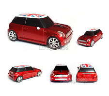 USB Wireless Mini Cooper BMW car Mouse Optical Mice for PC Laptop MAC X'mas Gift