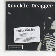 (FS28) Knuckle Dragger, Me - 2009 DJ CD