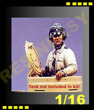 S&Tproducts 1/16  Figure 120mm German SS Tiger Crew out of production STP 16013b