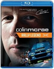 COLIN MCRAE RALLY LEGEND Blu-ray. 138 Min. Subtitles French, Spanish. DUKE 4996N