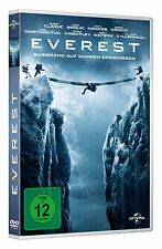+ DVD * EVEREST - Jake Gyllenhaal , Josh Brolin # NEU OVP