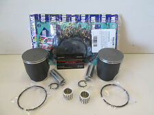 POLARIS 600 RMK IQ SPI PISTONS, GASKETS, BEARINGS 2007-2011