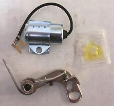 Jeep WW2 Willys MB Ford GPW, A1687 A1631 Ignition Points & Condenser, 6V, G503