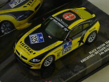 MINICHAMPS - BMW Z4 COUPE GT3 ADAC Nurburgring 2011 N°225 1/43