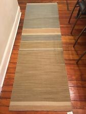 "New/Unused Jaipur Runner Rug 8'x2'6"" - Made in India orig price $199.99"