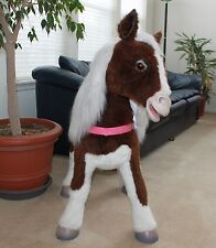 Hasbro FurReal Friends S'MORES Pony w/ carrot brush saddle FREE SHIPPING IN US