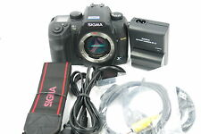 """MINT""Sigma SD SD15 14.0 MP Digital SLR Camera - Black (Body Only) free shipping"