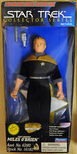 "Star Trek CHIEF MILES O'BRIEN Playmates Collector Series 9"" Action Figure"