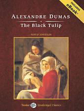 Black Tulip (Tantor Unabridged Classics), Dumas, Alexandre, Excellent, Audio CD