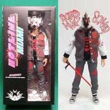Hotline Miami Jacket Figure 1/6 Scale 12'' Blood Soaked Edition Only 100 Made