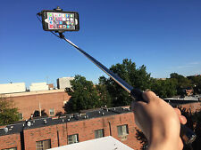 EXTENDABLE HANDHELD SELFIE STICK MONOPOD FOR LG STYLO 2 PLUS MS550 K10 K7 V10