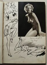 Arthur FERRIER'S Lovelies brought to life by ROYE Chapman & Hall
