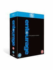 Entourage: The Complete Series Blu-ray Disc 2012 All Seasons 1 - 8 Collection