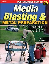 Media Blasting & Metal - A Complete Guide Preparation for Painting