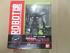Robot spirits SIDE LFO Eureka Seven Nirvash type the END figure box damage new