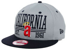 California Angels MLB New Era 950 Snapback Flat Bill Hat Cap Los Angeles Anaheim