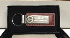 Car Dealer Advertising KEYCHAIN Falcone Automotive VW Subaru Saab New