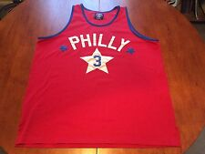 Steve & Barry's Outfitters PHILLY #3 Basketball Jersey Iverson ? 76ers