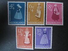 Netherlands: 1958 Zomer / Summer ongebruikt / mint hinged CW € 20