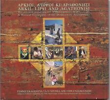 Arkii , Lipsi & Agathonisi / Greek Music CD - Mega Rare