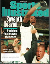 1997 Sports Illustrated World Series Champs Florida Marlins Subscription Issue