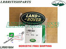 LAND ROVER DECAL NAME PLATE REAR BODY SIDE LR2 OEM NEW LR001664