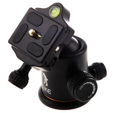 Beike Pro Metal Ball Head + Quick-release Plate for Monopod Tripod & DSLR C I6V7