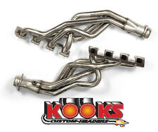 2006-2014 MAGNUM CHARGER CHALLENGER KOOKS Longtube Headers SRT8 Catted Pipes