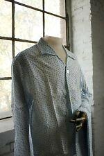 Dreiklang Herren Schlafanzug Pyjama VEB Auerbach DDR 80er True Vintage 80s NOS