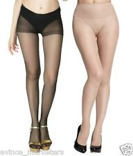 Skin & Black Waist High Stocking New Soft Stretch PantyHose Fashion Tights