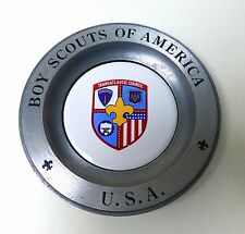 Pfadfinder Teller Boy Scouts of America USA Transatlantic Council, um 1980