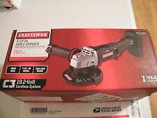 Craftsman C3 19.2 Volt 4 1/2-In Angle Grinder, Powerful 19.2V Angle Grinder
