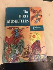 The Three Musketeers (Windermere Readers) 1956 School Edition by Alexandre Dumas